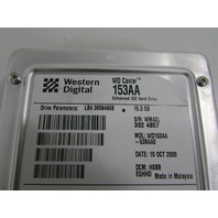 WESTERN DIGITAL WD CAVIAR 153AA-53BAA0 ENHANCED IDE HARD DRIVE