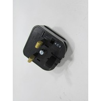 NEW  POWER COMMUNICATIONS SCP 13A 250V BS-1361 SOCKET PLUG FUSED