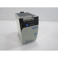 ALLEN-BRADLEY 1606-XL120E-3 POWER SUPPLY