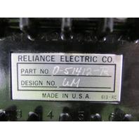 RELIANCE 0-51412-R UM DRIVER AMP