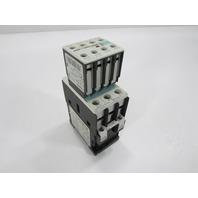 SIEMENS IEC 60947 3RH1921-1FA22 AUX CONTACTOR