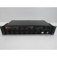 JBL UREI 5330, 6 CHANNEL MICROPHONE MIXER