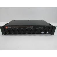 JBL UREI 5330, 6 CHANNEL MICROPHONE MIXER