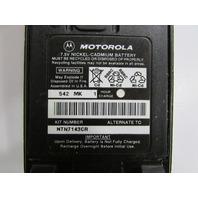 MOTOROLA 7.5V NICKEL-CADMIUM BATTERY NTN7143CR