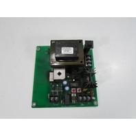 SECURITY DOOR CONTROL MODULE PCB2048A01 DWG2048A