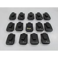 LOT OF 14 BLACKBERRY PHONES CASES W/CLIPS