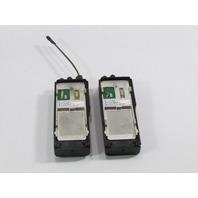 LOT OF (2) MOTOROLA RADIUS P110 HANDHELD 2 WAY RADIO P44QLC00A2AA