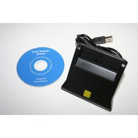 * NEW USB ISO 7816 USB Smart IC Chip Credit Card Reader