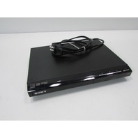 SONY CD / DVD PLAYER  DVP-SR510H