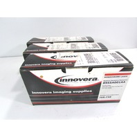 LOT OF 3 INNOVERA IVR-FX8 REPLACES 8955A001AA MONOCHROME LASER