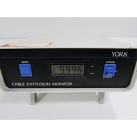 YORK CABLE EXTENSION MONITOR CEM