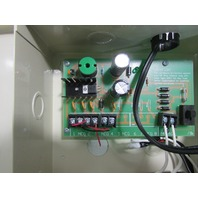 SURVEILLANCE SECURITY CAMERA CONTROL BOX ENCLOSURE
