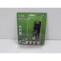 NEW LINK USB PCI CARD