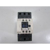 SCHNEIDER ELECTRIC LC1D40A CONTACTOR 120V COIL