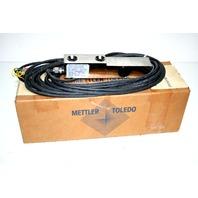 * METTLER TOLEDO 13078900B LOAD CELL STAINLESS STEEL CAP 5000LB 15V