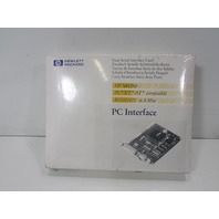 HP 245411B PC INTERFACE DUAL SERIES INTERFACE CARD