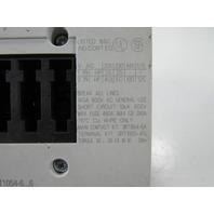 SIEMENS SIRIUS 3RT1054-6 CONTACTOR