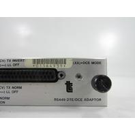 * TTC RS449 DTE/DCE ADAPTOR