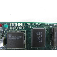 * NOHAU CORPORATION POD-XA/G3/IE POD BOARD #2