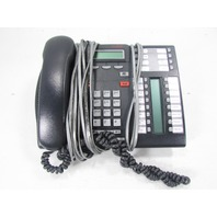 AVAYA 7316E NT8B27JAMAE6 CHARCOAL BUSINESS PHONE