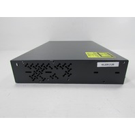 CISCO SYSTEMS CATALIST 3750 SERIES 24 PORT ETHERNET NETWORK SWITCH