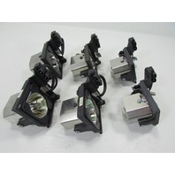 LOT OF (6) OSRAM P-VIP 180-230/1.0 E20.5 PROJECTOR LAMP IN HOUSING