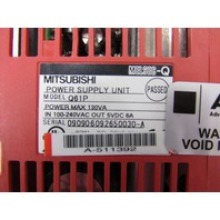 MITSUBISHI Q61P POWER SUPPLY UNIT