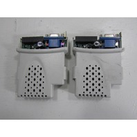 LOT OF 2 EMERSON  STDX38 STDX39 CONTROL SM UNIVERSAL ENCODER PLUS STD