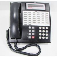 AVAYA 34D 107 305 054 R PHONE TELEPHONE BLACK