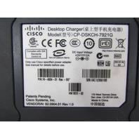 CISCO  DESK TOP CHARGER CP-DSKCH 7921G