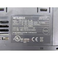 MITSUBISHI FR-D720-0.2K INVERTER