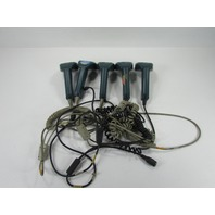 LOT OF FIVE INTERMEC 1463 BARCODE SCANNER