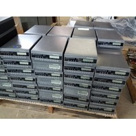 LOT OF (59) MEMOTEC ISU 5600 COMBINED CHANNEL/DATA SERVICE UNIT