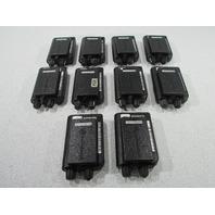 LOT OF (4) MOTOROLA MINITOR IV PAGER A03KUS9238AC (3), MINITOR V (1)