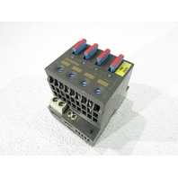 SIEMENS 1P6EP1 961-2BA00 SITOP SELECT 4-CHANNEL DIAGNOSIS MODULE INPUT