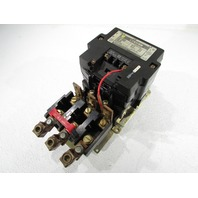SQUARE D 8536-SF01 STARTER 600VAC-MAX W/MOTOR LOGIC OVR LD 120V COIL