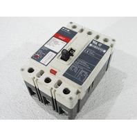 EATON CUTLER HAMMER  HMCP STANDARD MAG STYLE HMCP030H1C 3 POLE MOTOR CIRCUIT PROCTECTOR