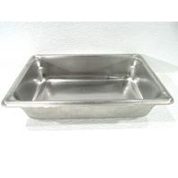 * VOLLRATH SUPER PAN II 3042-2 U 52 1.8 QTS. STAINLESS STEEL