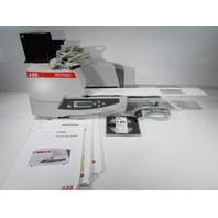 * ABB HTP500 THERMAL TRANSFER PRINTER