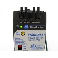 ALLEN BRADLEY 1606-XLP72E COMPACT POWER SUPPLY