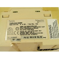 SCHNEIDER ELECTRIC  SQUARE D TWD-LCAA16DRF BASE UNIT AC 9IN DC 7OUT RELAY TBK