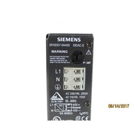 SIEMENS 3RX9307-0AA00 SIDAC-S 2.4A 115/230VAC 30VDC POWER SUPPLY