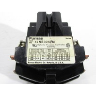 NEW FURNAS 41NB30AHM CONTACTOR MAGNETIC 3POLE 30AMP 440-480V 50/60HZ