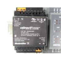METTLER TOLEDO ARM100  DIGITAL INPUT OUTPUT MODULE W/ WEIDMULLER 9928890024 SWITCH MODE POWER SUPPLY