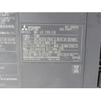 MITSUBISHI MR-J4-70B-EB AC SERVO DRIVE