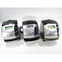 * LOT OF (3) ACROPRINT ES900 TIME RECORDER