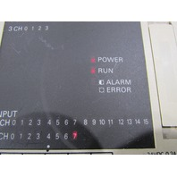 * OMRON C40K C40K-CDR-A SYSMAC PROGRAMMABLE CONTROLLER 40POINT 100-240VAC 50/60HZ
