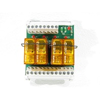 * AUTOMATION DIRECT ZL-RS4-120 REALY SOCKET w/ FINDER 95.13.2.0