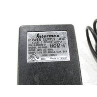 * INTERMEC WL-0560 0-302029-01 5V POWER SUPPLY