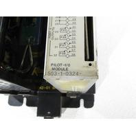 * ROBOTRON 400 SERIES WELD CONTROL 503-1-0324, 442-01, S-400